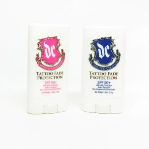 DC Tatto Fade Protection SPF 50 Stick
